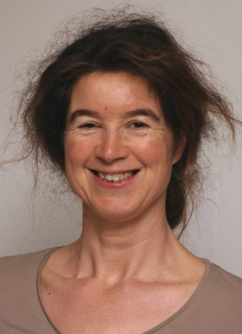 Michèle van der Knaap