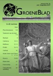 GroeneBlad juni 2017