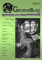 GroeneBlad oktober 2017