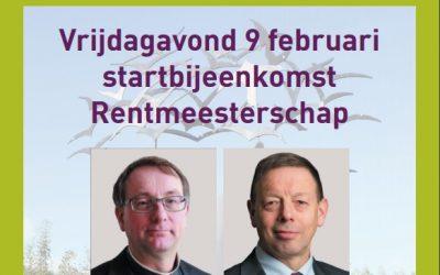 Startbijeenkomst themajaar over Rentmeesterschap