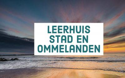 Jaarverslag 2017 Leerhuis Stad en Ommelanden