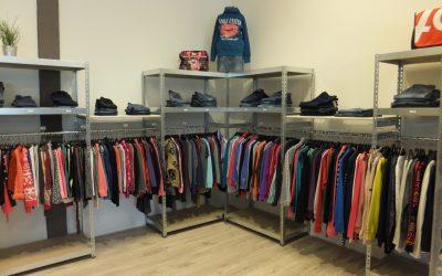 April kleding inzamelen voor Kledingbank Maxima