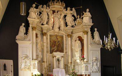 Sint-Jozefkerk weer te bezichtigen