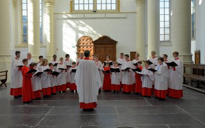 Concert Roder Jongenskoor in Nicolaaskerk