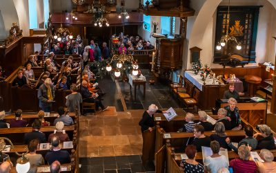 Overweging bij afscheid Hilda van Schalkwijk als pastor, 6 januari 2018