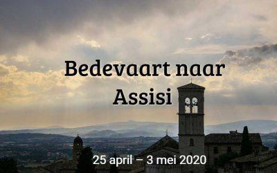 9-daagse bedevaart naar Assisi