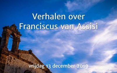Verhalen over Franciscus van Assisi