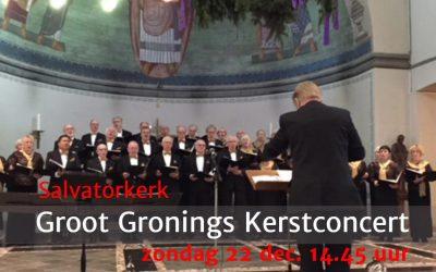 Goot Gronings Kerstconcert