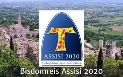Bisdomreis Assisi 2020