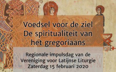 Regionale impulsdag – Vereniging voor Latijnse Liturgie