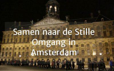 Samen naar de Stille Omgang in Amsterdam