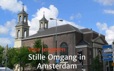 Stille Omgang in Amsterdam voor Jongeren