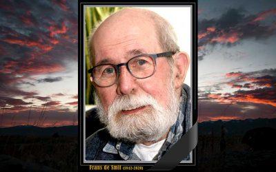 Overlijden 'woonwagenpastor' Frans de Smit
