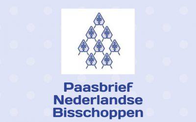 Paasbrief Nederlandse bisschoppen