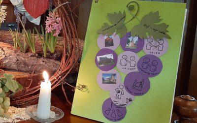 Oecumenische viering in Zuidhorn, foto-impressie