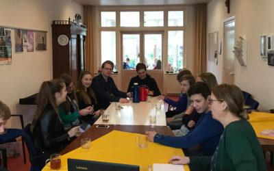 Jongeren actief in Zuidhorn