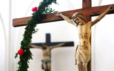 Paasbrief en vieringen van de bisschop in de Goede Week