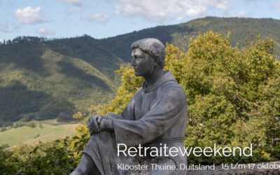 Retraiteweekend Verhalen over Franciscus